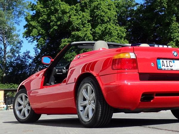 zu Gast: BMW Z1